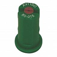 AVI80015 Dysza wtryskiwacza AVI 80° zielona, ceramiczna