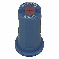 AVI8003 Dysza wtryskiwacza AVI 80° niebieska, ceramiczna