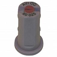 AVIOC80025 Dysza wtryskiwacza AVI OC 80° fioletowa, ceramiczna