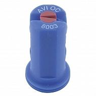 AVIOC8003 Dysza wtryskiwacza AVI OC 80° niebieska, ceramiczna