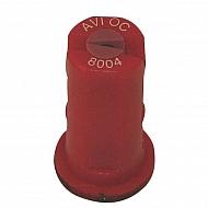AVIOC8004 Dysza wtryskiwacza AVI OC 80° czerwona, ceramiczna