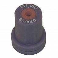 TVI800050 Dysza wtryskiwacza o pustym stożku TVI 80° fioletowa, ceramiczna