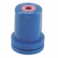 TVI8003 Dysza wtryskiwacza o pustym stożku TVI 80° niebieska, ceramiczna