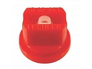 AD9004C Dysza płaskostrumieniowa AD 90° czerwona ceramika