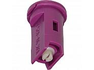 IDK90025C Dysza wtryskiwacza IDK 90° fioletowa, ceramiczna