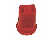 IDKS8004POM Dysza wtryskiwacza IDKS 80° czerwona, z tworzywa sztucznego