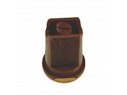 IDKS8005POM Dysza wtryskiwacza IDKS 80° brązowa, z tworzywa sztucznego