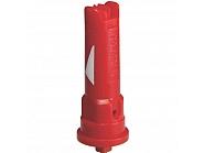 IS8004POM Dysza wtryskiwacza IS 80° czerwona, z tworzywa sztucznego