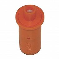 ITR8001 Dysza wtryskiwacza o pustym stożku ITR 80° pomarańczowa, ceramiczna