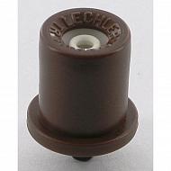 TR80005 Dysza o pustym stożku TR 80° fioletowa, ceramiczna