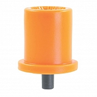 TR8001 Dysza o pustym stożku TR 80° pomarańczowa, ceramiczna