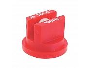 XR8004VK Dysza płaskostrumieniowa XR 80° czerwona ceramiczna