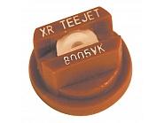 XR8005VK Dysza płaskostrumieniowa XR 80° brązowa ceramika