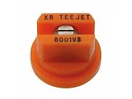 XR8001VS Dysza płaskostrumieniowa XR 80° pomarańczowa V2A, nierdzewna