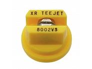 XR8002VS Dysza płaskostrumieniowa XR 80° żółta V2A, żółta, nierdzewna