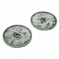 AR2361 Zestaw membran gumowych (2) 115 mm