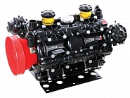 1184AR Pompa przeponowo-tłokowa AR500bp Twi