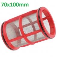 3102002030 Wkład filtra czerwony - 32 Mesh