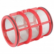 3182002030 Wkład filtra czerwony - 32 Mesh