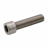 912816RVSP025 Śruba imbusowa A2 Kramp, M8x16 mm nierdzewna