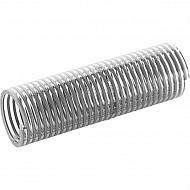 12038 Wąż ssawno - tłoczny PCW uniwersalny ze spiralą Mèrlett, 38 mm