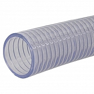 """SL30134 Wąż ssawno - tłoczny PCW ze spiralą stalową Alfagoma, 1 3/4"""", 45 mm"""