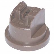 LD11005 Dysza płaskostrumieniowa LD110° brązowa tworzywo sztuczne