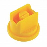 SM11002POM Dysza płaskostrumieniowa SprayMax110° żółta tworzywo sztuczne