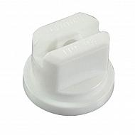 SM11008POM Dysza płaskostrumieniowa SprayMax 110° biała tworzywo sztuczne