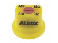 ADI11002 Dysza płaskostrumieniowa ADI110° żółta, ceramiczna