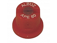 APE80ORANGE Dysza płaskostrumieniowa APE 80° pomarańczowa ceramiczna