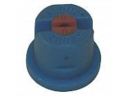 APE80BLUE Dysza płaskostrumieniowa APE 80° niebieska ceramiczna