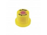 APE110YELLOW Dysza płaskostrumieniowa APE 110° żółta ceramiczna
