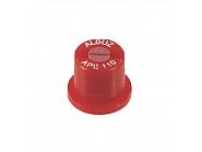 APE110RED Dysza płaskostrumieniowa APE 110° czerwona, ceramiczna