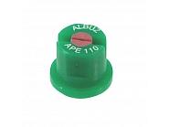 APE110GREEN Dysza płaskostrumieniowa APE 110° zielona, ceramiczna