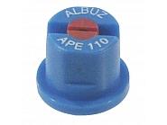 APE110BLUE Dysza płaskostrumieniowa APE 110° niebieska ceramiczna