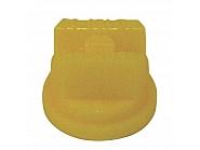 AD12002POM Dysza płaskostrumieniowa AD 120° żółta tworzywo sztuczne