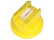 AD12002C Dysza płaskostrumieniowa AD 120° żółta ceramika