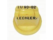 LU9002POM Dysza płaskostrumieniowa LU 90° żółta tworzywo sztuczne