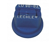 LU9003POM Dysza płaskostrumieniowa LU 90° niebieska tworzywo sztuczne