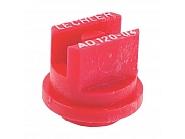 LU9004POM Dysza płaskostrumieniowa LU 90° czerwona tworzywo sztuczne
