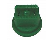 LU120015POM Dysza płaskostrumieniowa LU 120° zielona tworzywo sztuczne