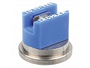 LU9003S Dysza płaskostrumieniowa LU 90° niebieska V2A, nierdzewna