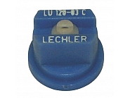 LU12003C Dysza płaskostrumieniowa LU 120° niebieska ceramiczna