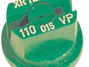 Dysza płaskostrumieniowa XR 110° zielona tworzywo sztuczne