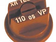 Dysza płaskostrumieniowa XR 110° brązowa tworzywo sztuczne