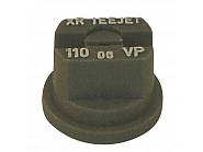 XR11006VP Dysza płaskostrumieniowa  XR110°szara, tworzywo sztuczne
