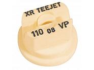 Dysza płaskostrumieniowa XR 110° biała tworzywo sztuczne