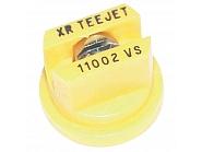 XR11002VK Rozpylacz, dysza płaskostrumieniowy, ceramiczny, żółty, szczelina 02, Teejet
