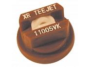 XR11005VK Dysza płaskostrumieniowa XR 110° brązowa ceramiczna